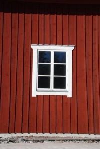 Kilsågad ytterpanel från Bäsinge Såg och Hyvleri